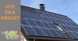 Del Sol Energy - Tax Credit