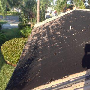 Messy Solar Panels