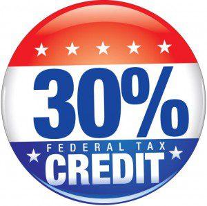 30% Tax Credit